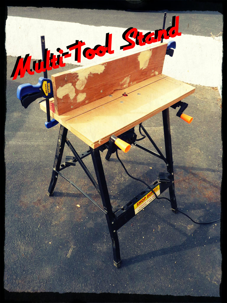 Picture of Multi-Tool Stand