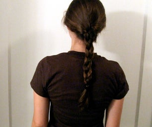 How to Braid Hair (your Own)