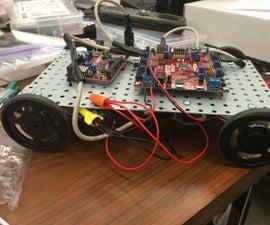 EMS Diagnostic Robot with BPM