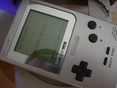Get a GameBoy!