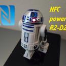 NFC powered R2-D2