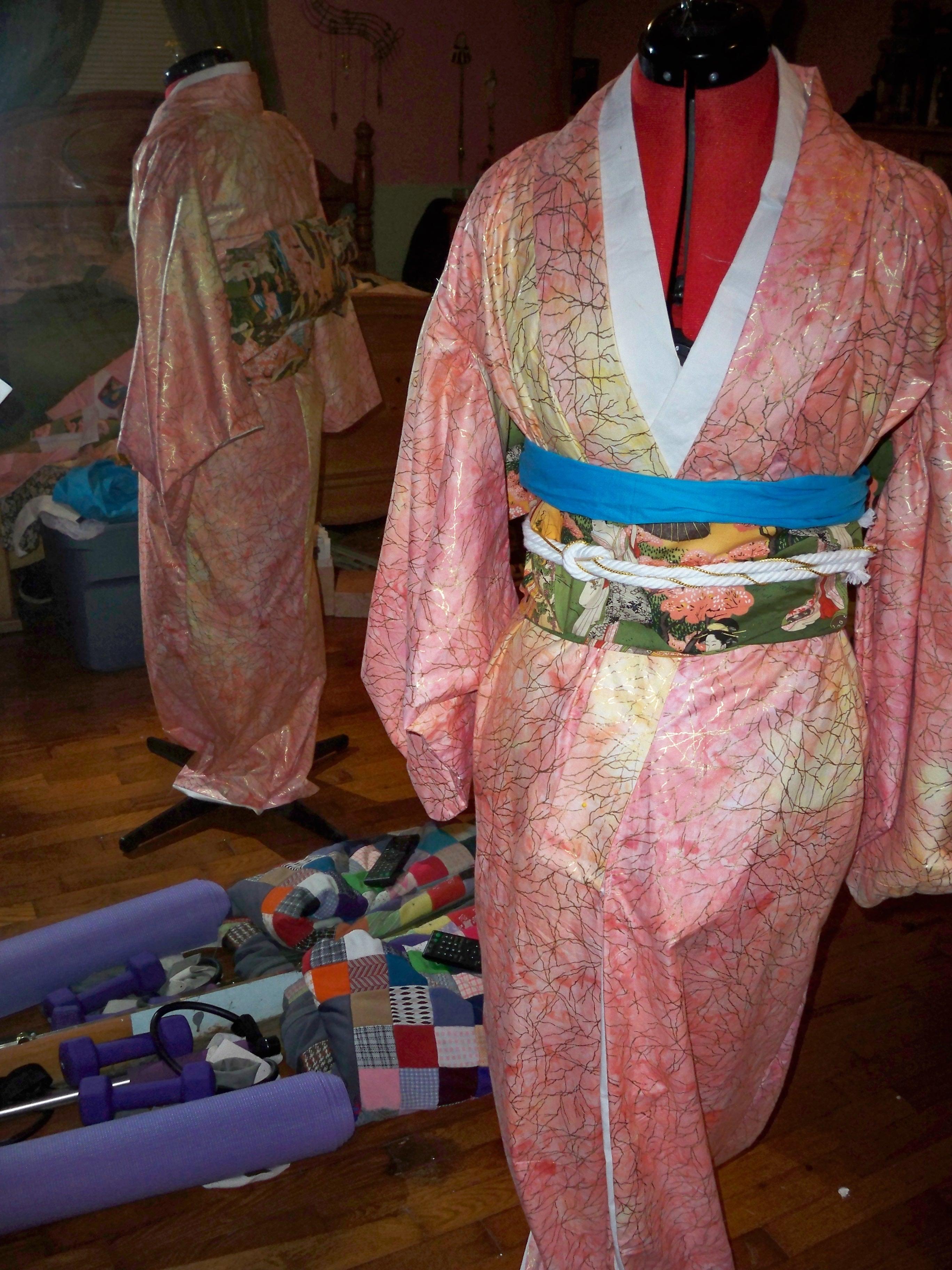 Picture of Kimono