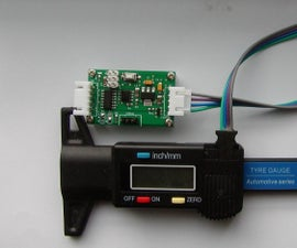 Caliper Data Interface