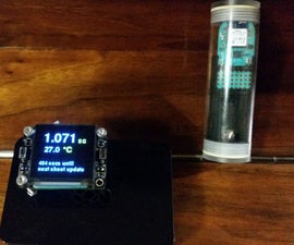 Reading a Tilt Hydrometer With a Raspberry Pi