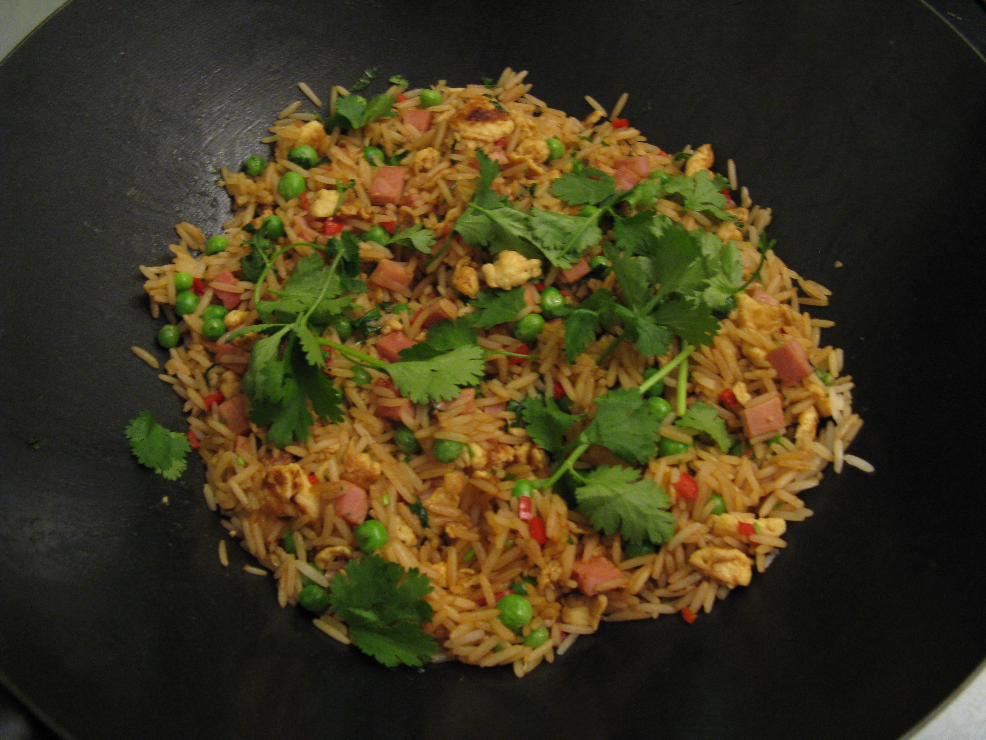 Picture of Chilli Egg Fried Rice