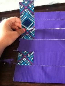 Weave First Strip