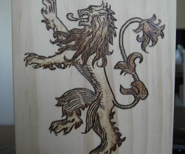 Pyrography, or How to Wood-Burn Art