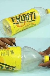 Let's Take a Plastic Bottle!