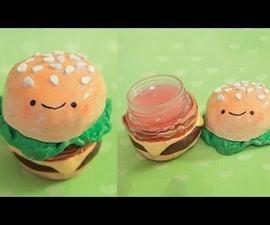 Kawaii Cheeseburger Lipgloss