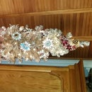Blingy Brooch Christmas Tree