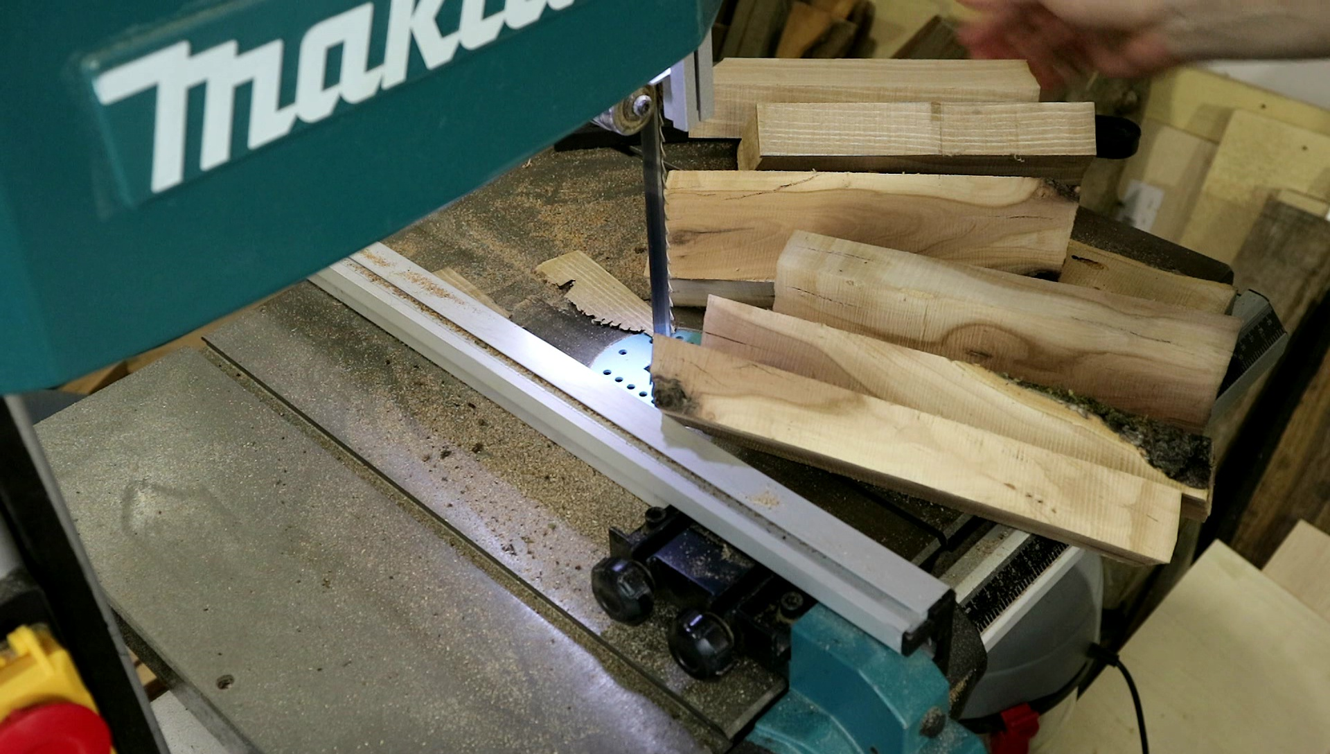 Picture of Resawing Logs