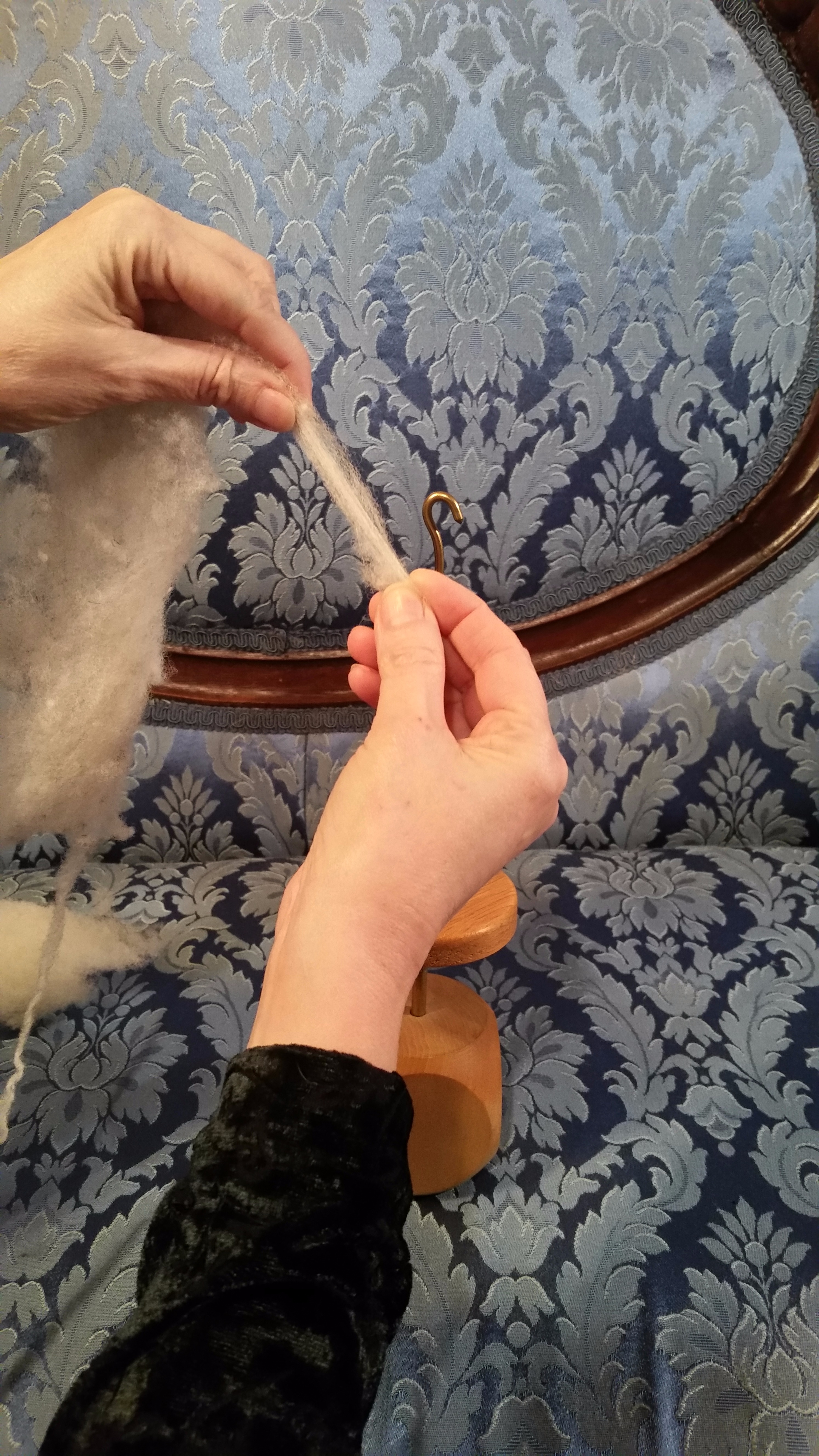 Picture of Attach Fleece to Hook