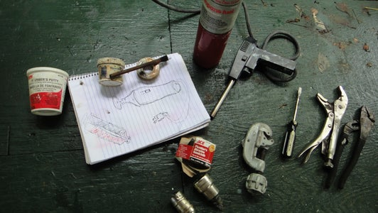 Acquire Parts and Tools