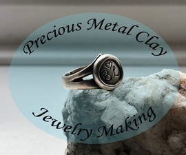 How to Get Started With Precious Metal Clay Jewelry
