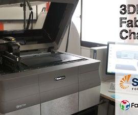 「3DP Fab Challenge」とObjet24の使い方