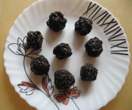 Ellu Urundai : Two Ingredient Sesame Sweet
