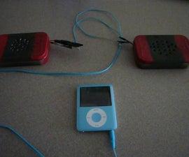 Altoid Sound System for iPod
