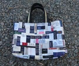 Ironic Tote Bag