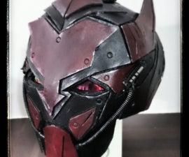 Red Devil helmet (prop)