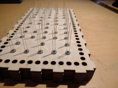 Assemble the LED Matrix