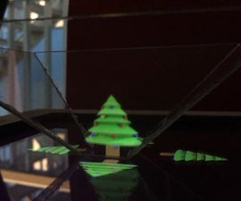 TfCD - Create Your Own Christmas Hologram