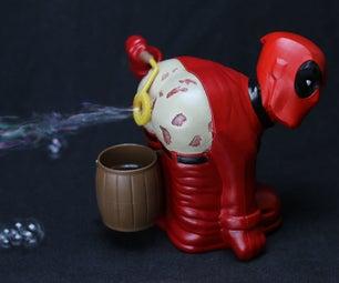 Bubble Breezer Deadpool