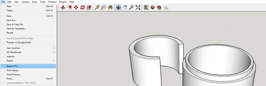 Designing the 3D Printed Parts
