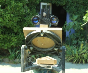 Binocular Collimation Quick and Easy Method Without Prism Adjustment