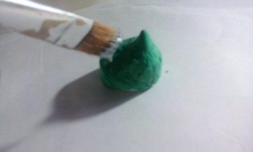 Paint the Stele