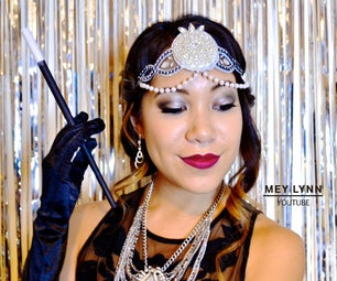 1920's the Great Gatsby Inspired Hair & Makeup