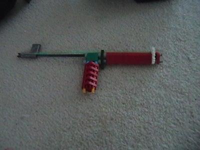 Smaller KILLERK Knex Gun