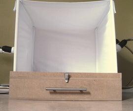 Portable light box
