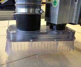 Magnetic ShopBot Dust Skirt