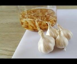 Garlic and Honey Best Food As Medicine