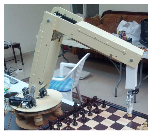 Picture of The Robotic Arm