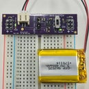 LiPo Battery Breadboard Power Supplies