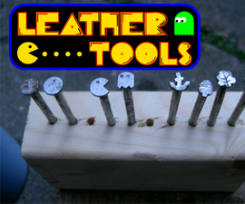 Leather Tooling Punches