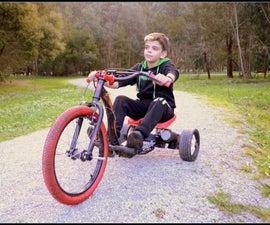 Electric Drift Trike