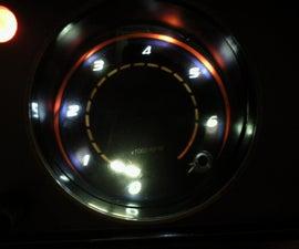 DIY LED Tachomter (RPM gauge)