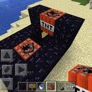 Minecraft TNT Cannon