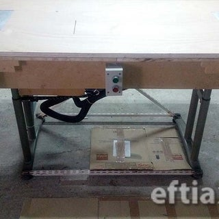 Convert a Hand-held Circular Saw Into a Table Saw
