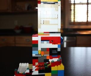 Lego Gumball Machine.