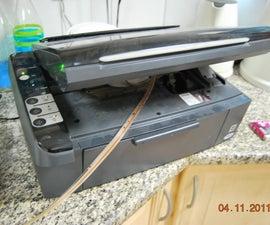 Epson Printer Hack Part 1