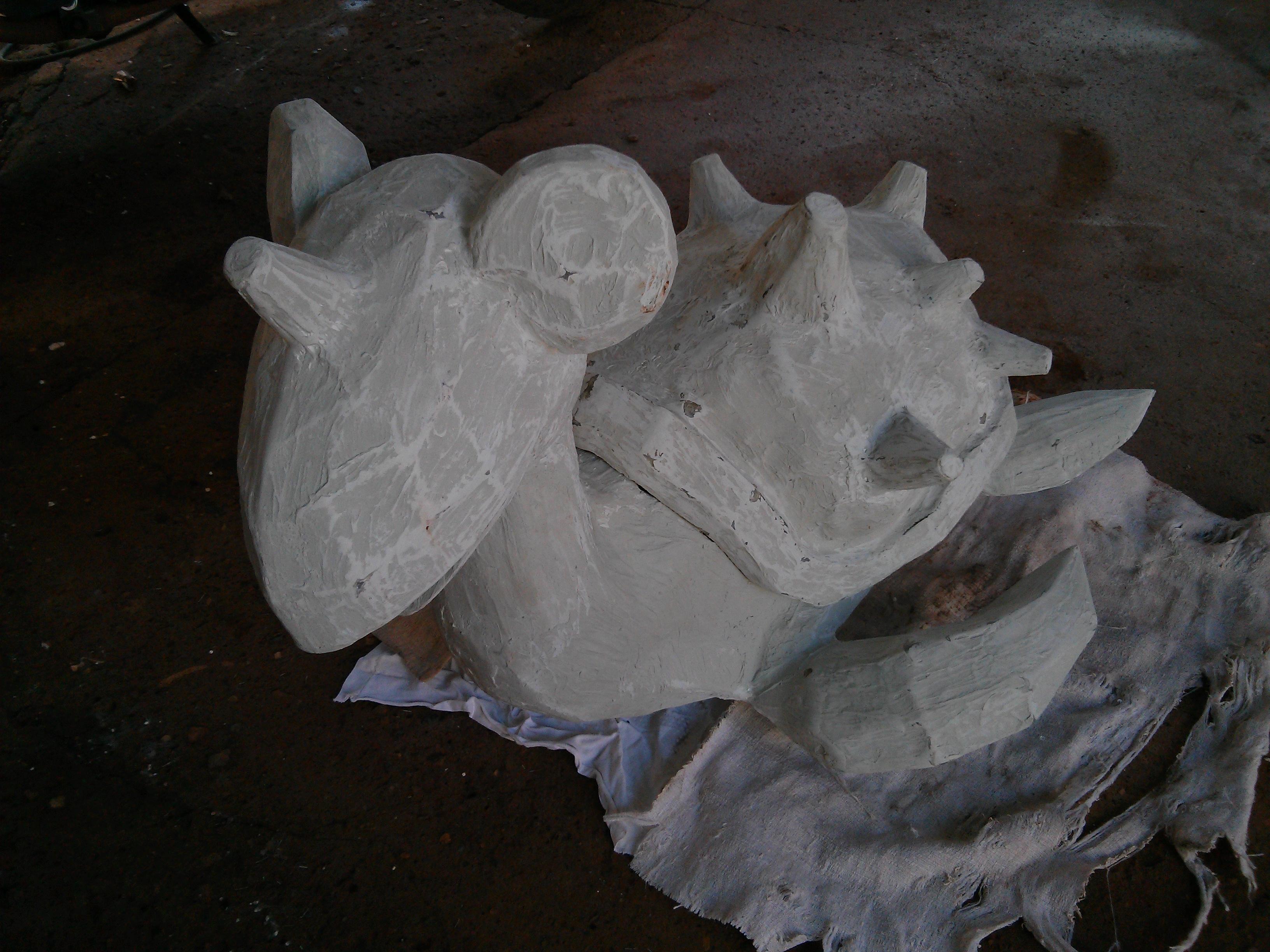 Picture of Hardening Fiberglass and Plastic Massa