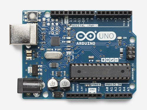 Picture of Arduino Uno W/ ATmega168 W/ 16Mhz and 20Mhz Support
