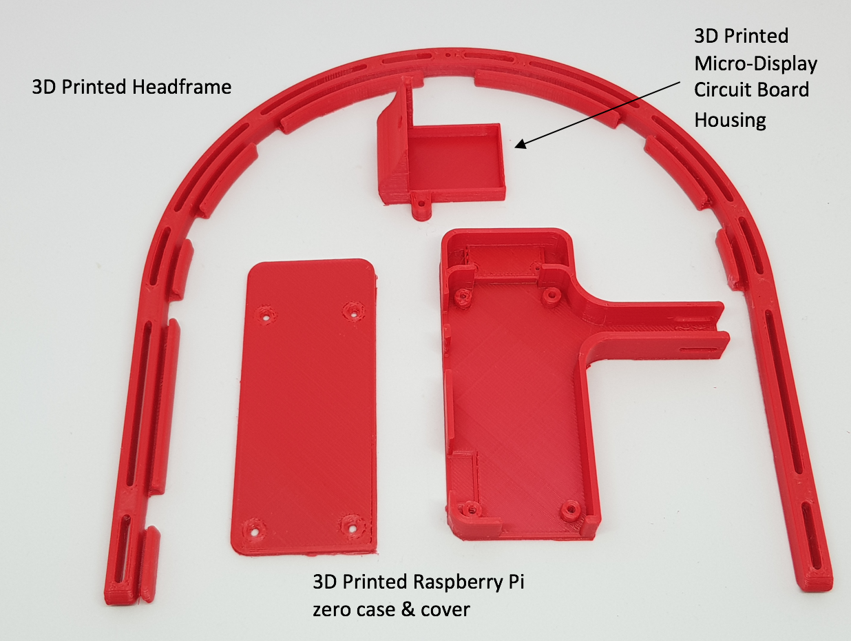 Picture of 3D Print the EyeTap Parts