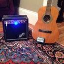 Electric Acoustic Guitar
