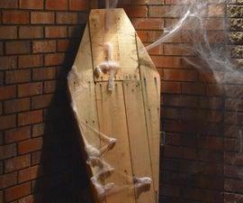 Simple Halloween Coffin