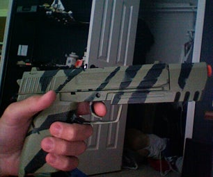 Airsoft Tiger Stripe Camo