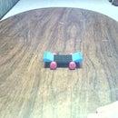 Lego finger skateboard